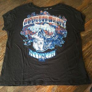 Grateful Dead shirt, size small